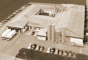 Thurner Luftbildaufnahme