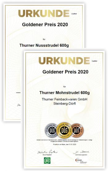 DLG Preis GOLD