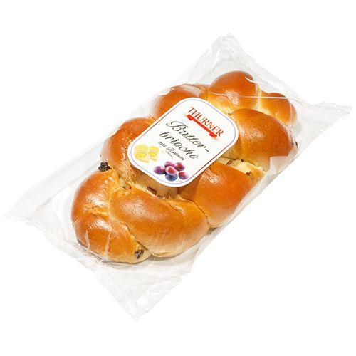 Thurner Butter-Brioche mit Rosinen